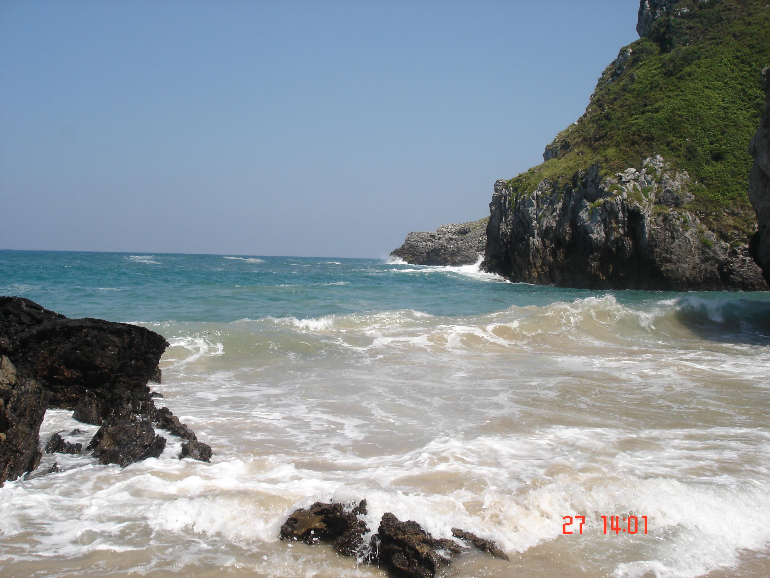 Foto playa Amió / Pechón. Playa de Pechon