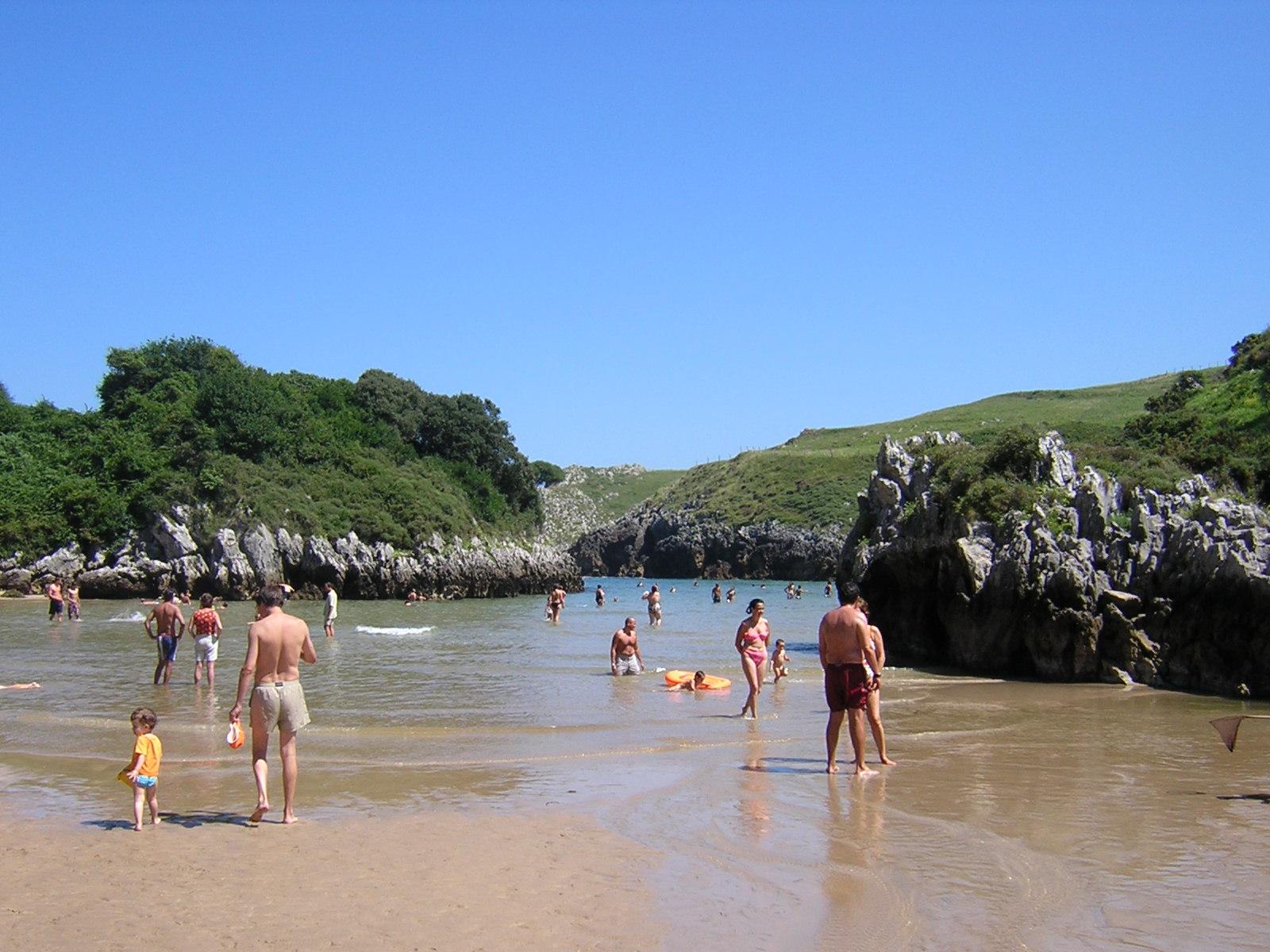 Foto playa Barnejo / Berellín. Playa de Prellezo