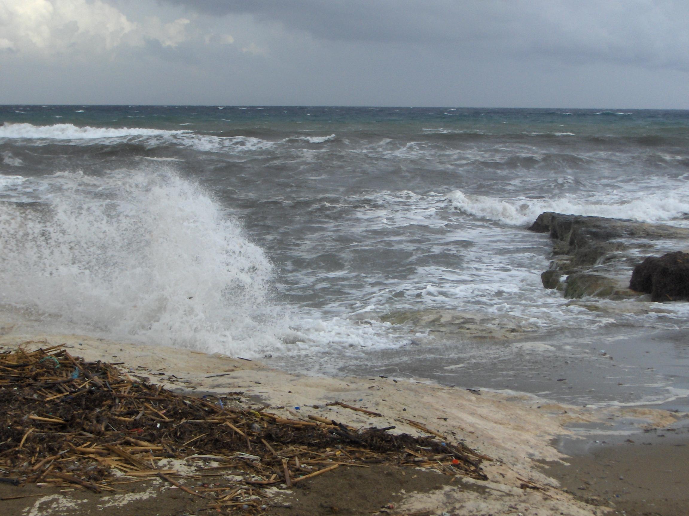 Foto playa La Fuente. Mediterráneo en Cabo Cope