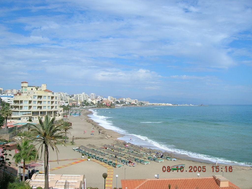 Foto playa Arroyo de la Miel. playa de Arroyo de La Miel