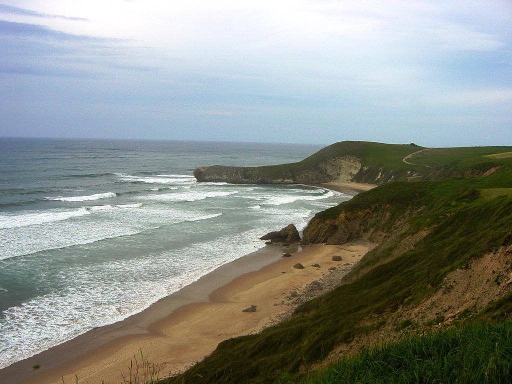 Foto playa El Cabo / Gerra / Bederna. Cabo de Oyambre