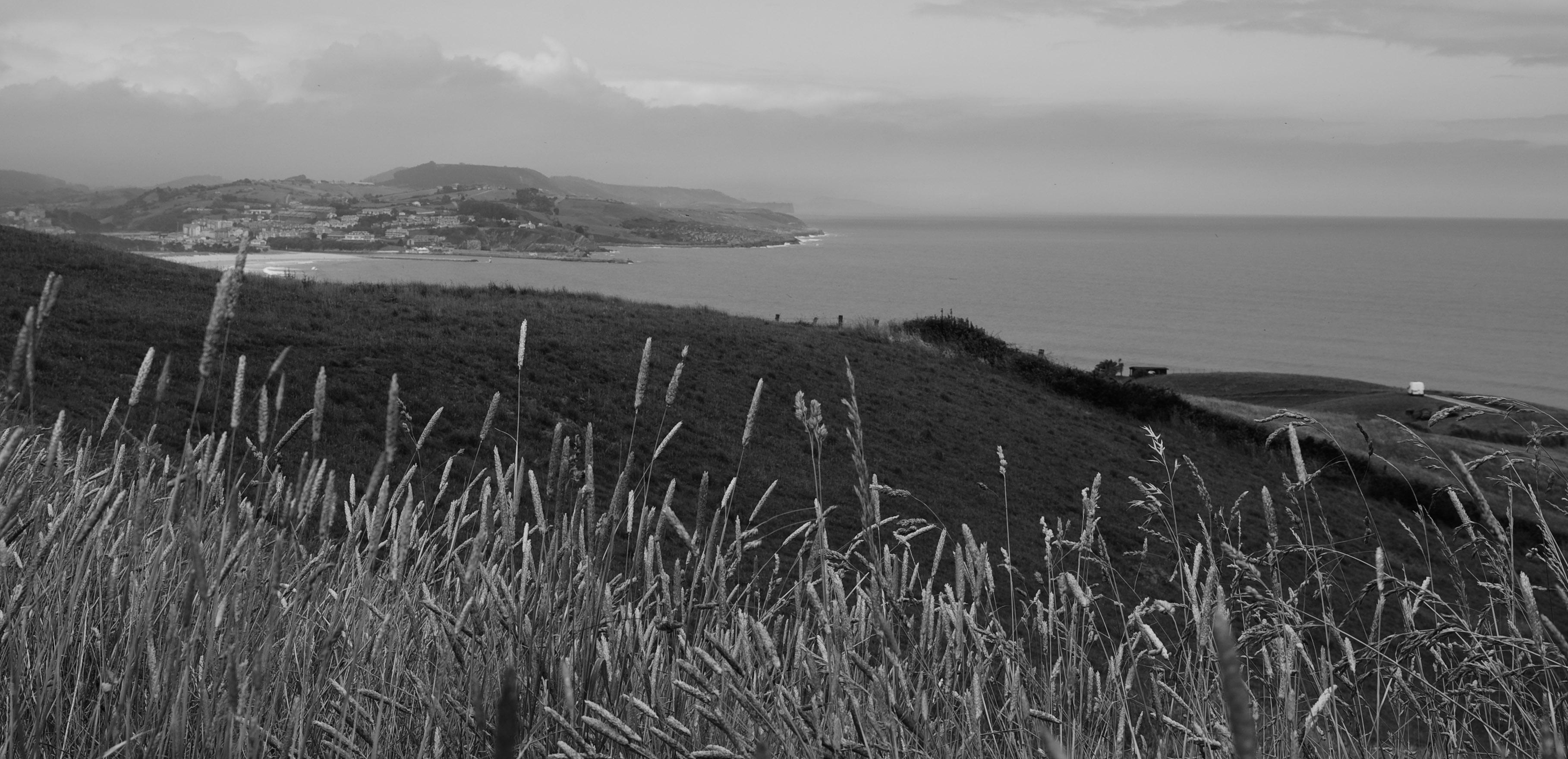 Foto playa El Cabo / Gerra / Bederna. Costa cantabrona. Desde Guerra