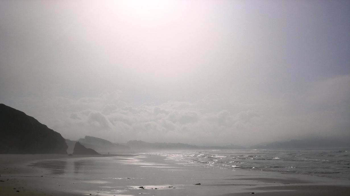Foto playa El Cabo / Gerra / Bederna. SAN VICENTE DE LA BARQUERA