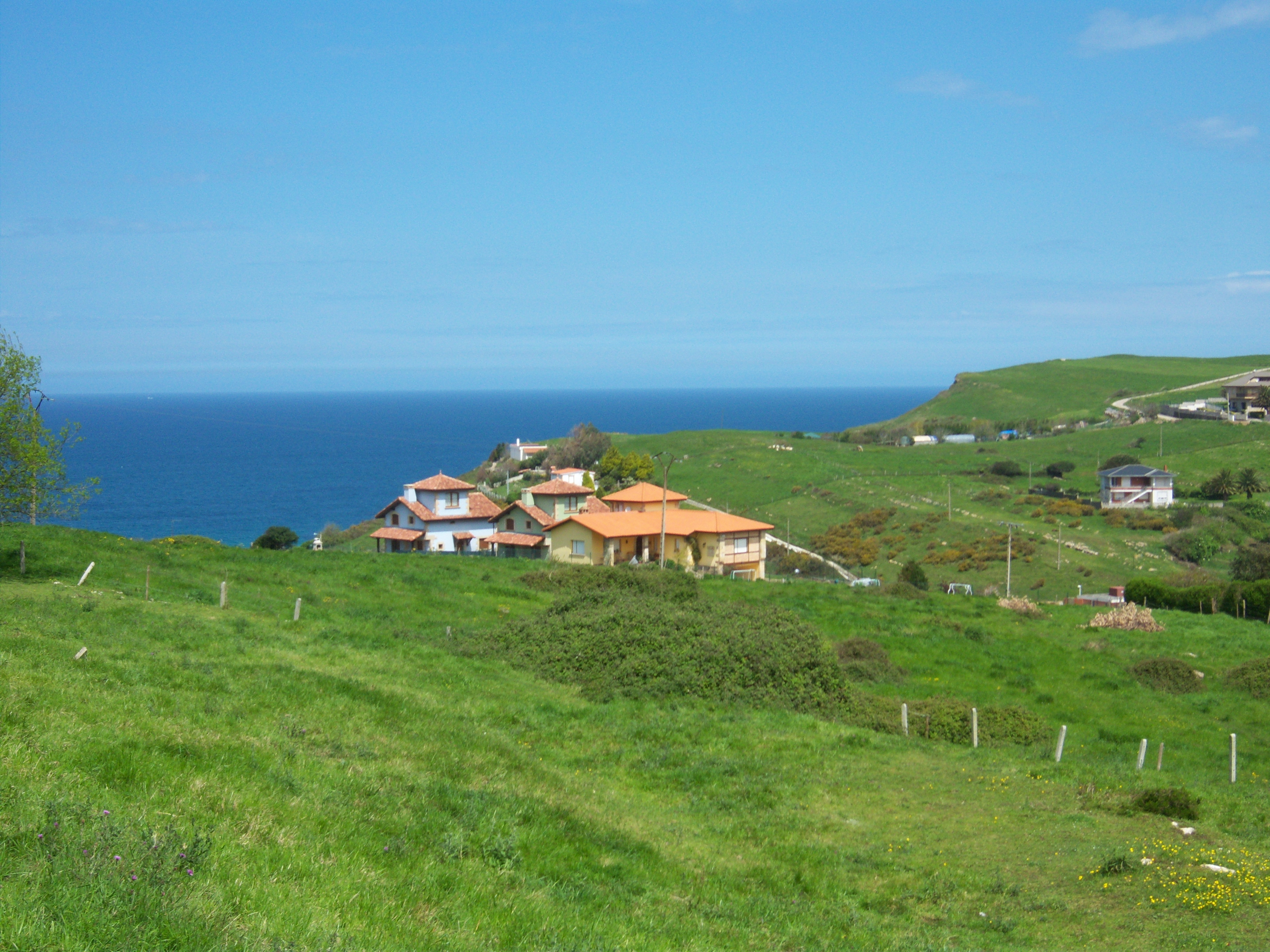 Foto playa Luaña / Cóbreces. Cobreces (Cantabria)