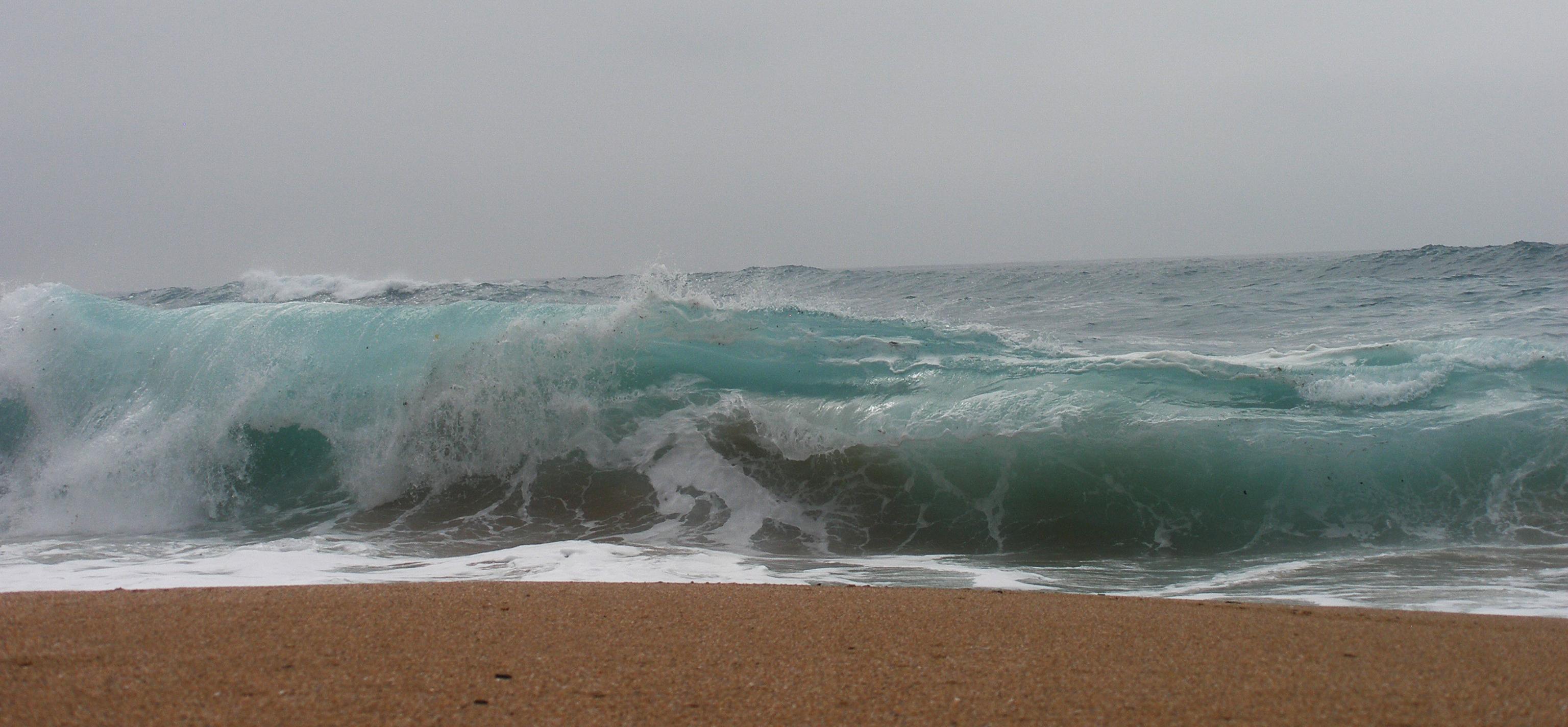 Foto playa Santa Justa. OLA