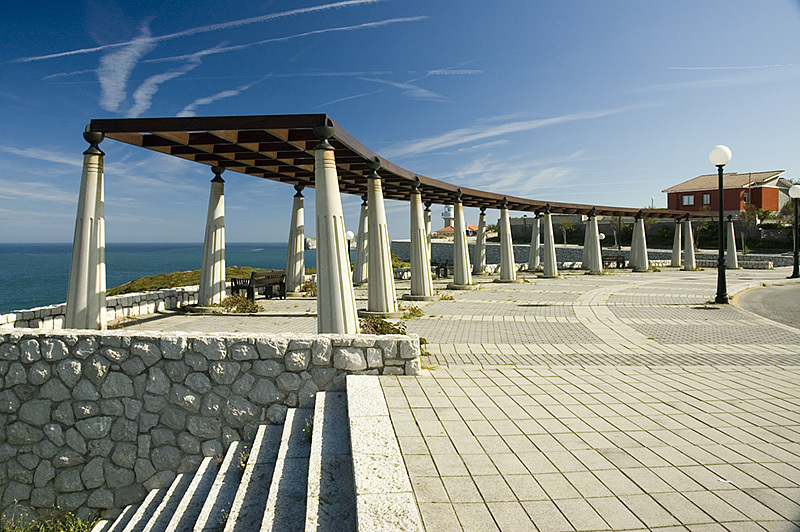 Foto playa Eretzin Zabala. suances