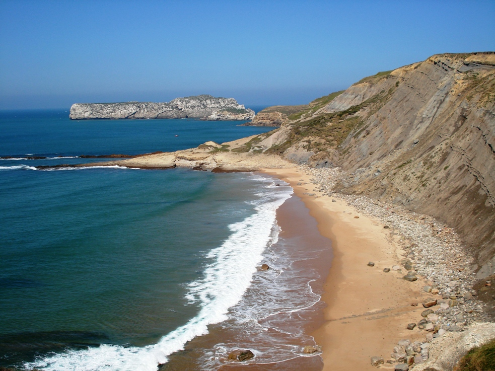 Playa Cuchia / Marzán