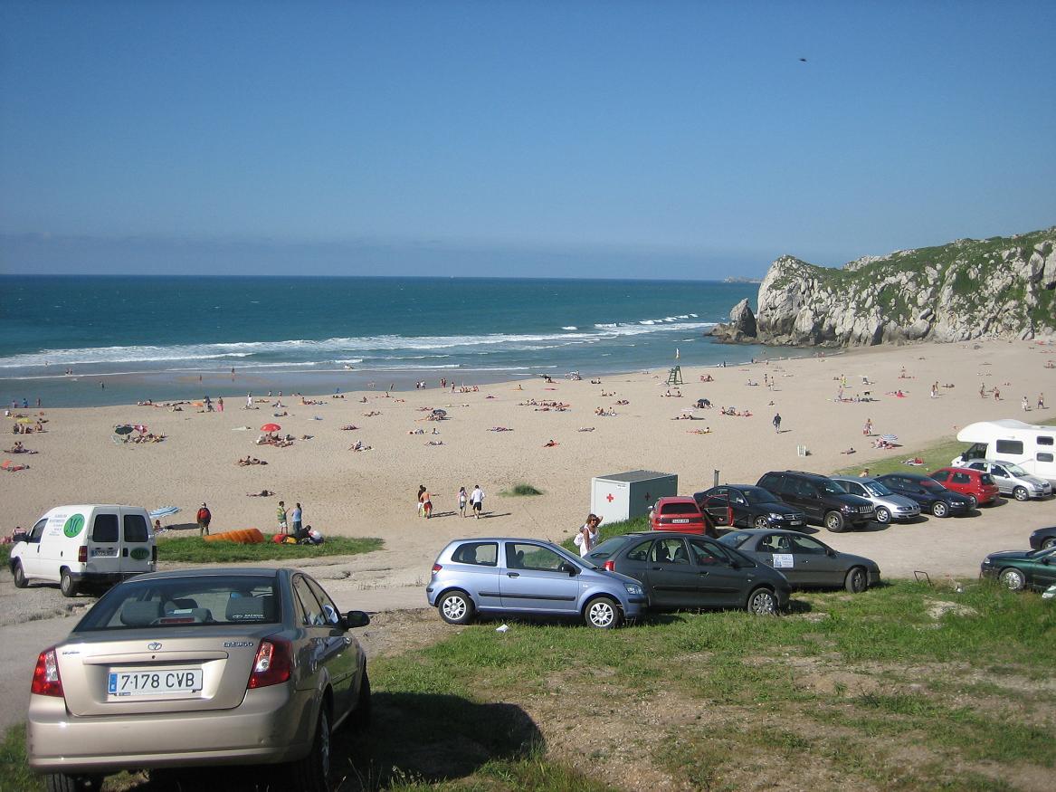 Foto playa Usgo. liencres, josetxo19
