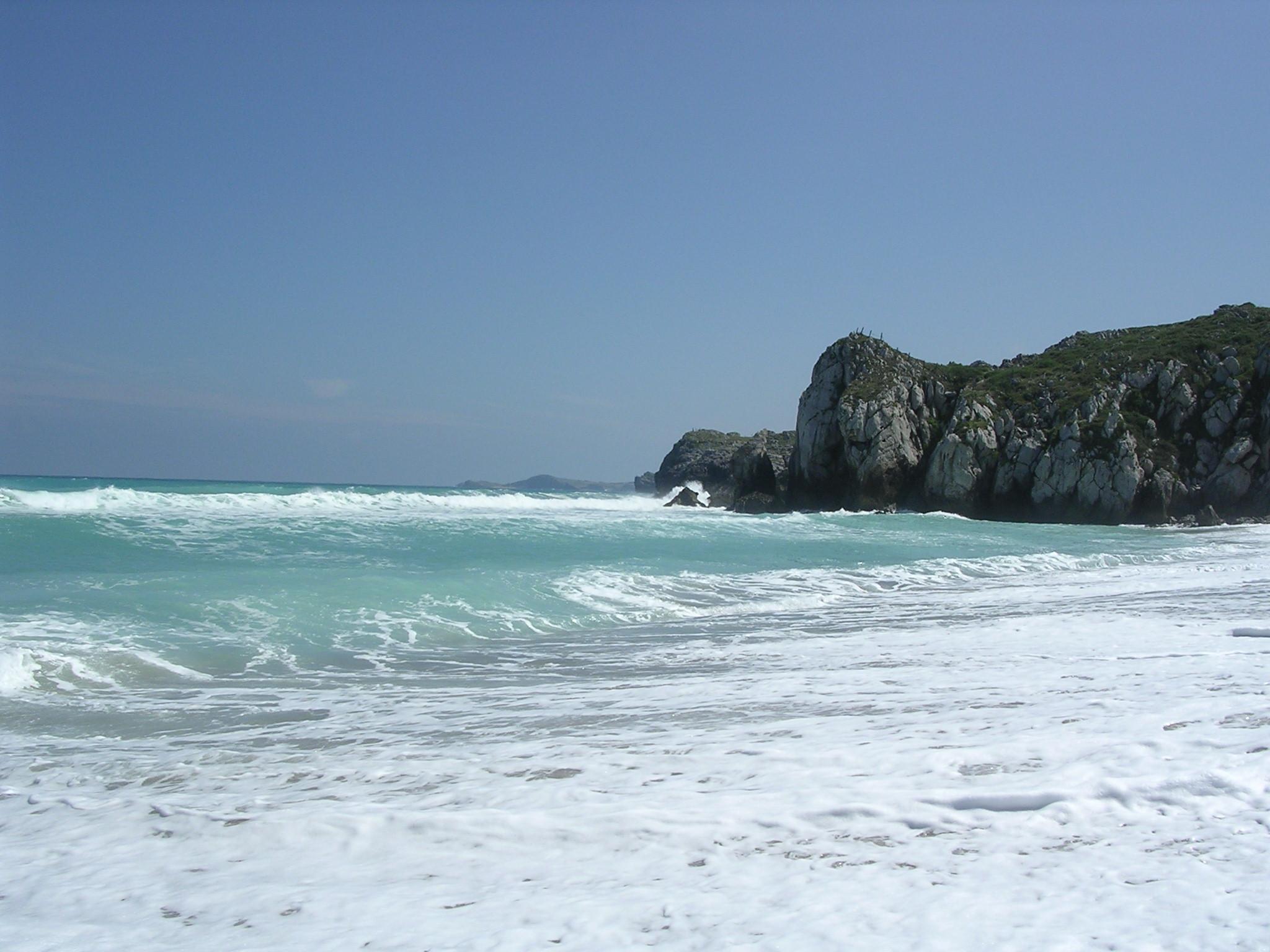 Foto playa Usgo. playa de usgo