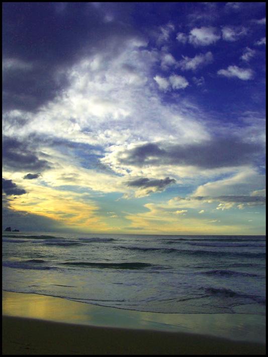 Playa Mogro / Usil