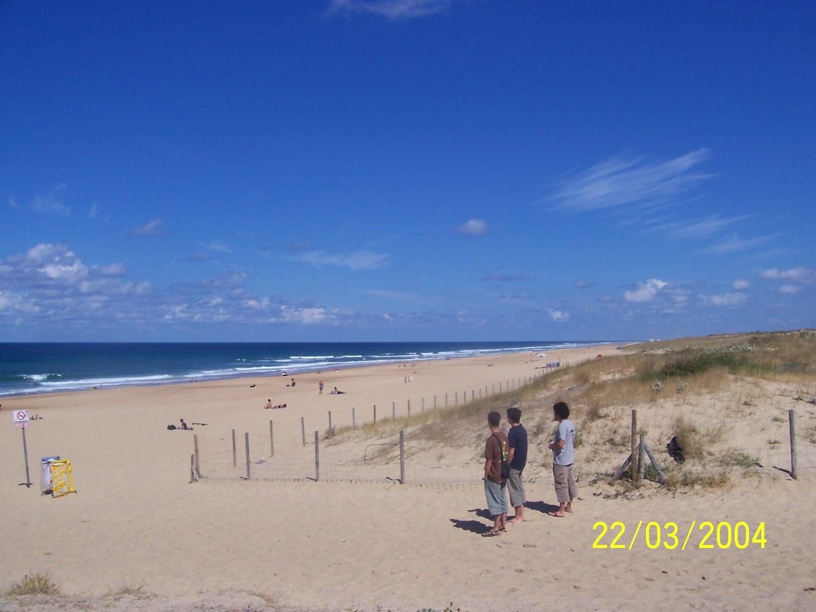 Foto playa Mogro / Usil. cantabria - alla ricerca di un posto in spiaggia.......
