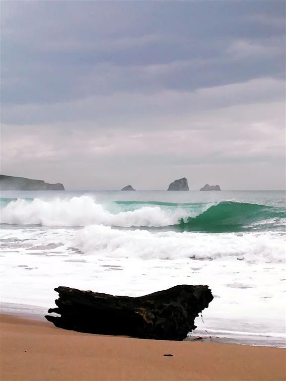 Foto playa Kapelaundi / Malda Ranas / Manorranas. Liencres. Marina
