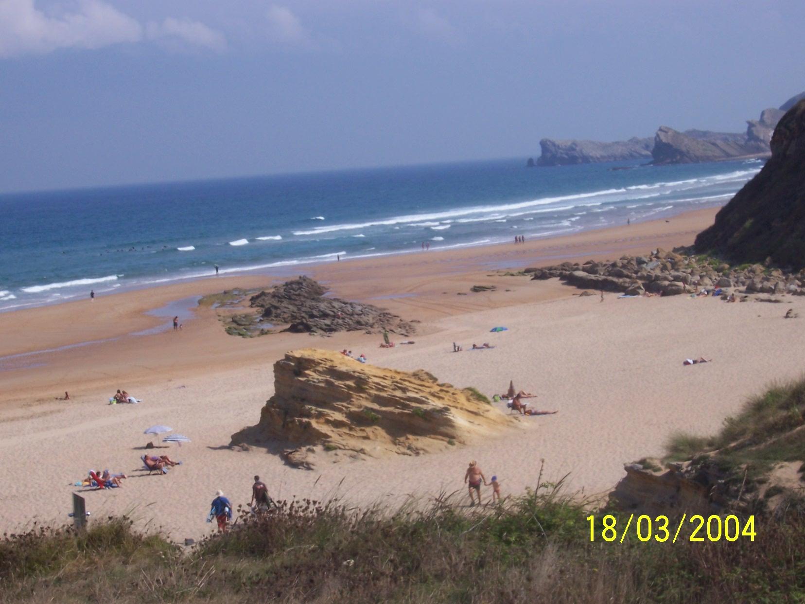 Foto playa Los Frailes / Asturiaga / El Fraile. santander e dintorni
