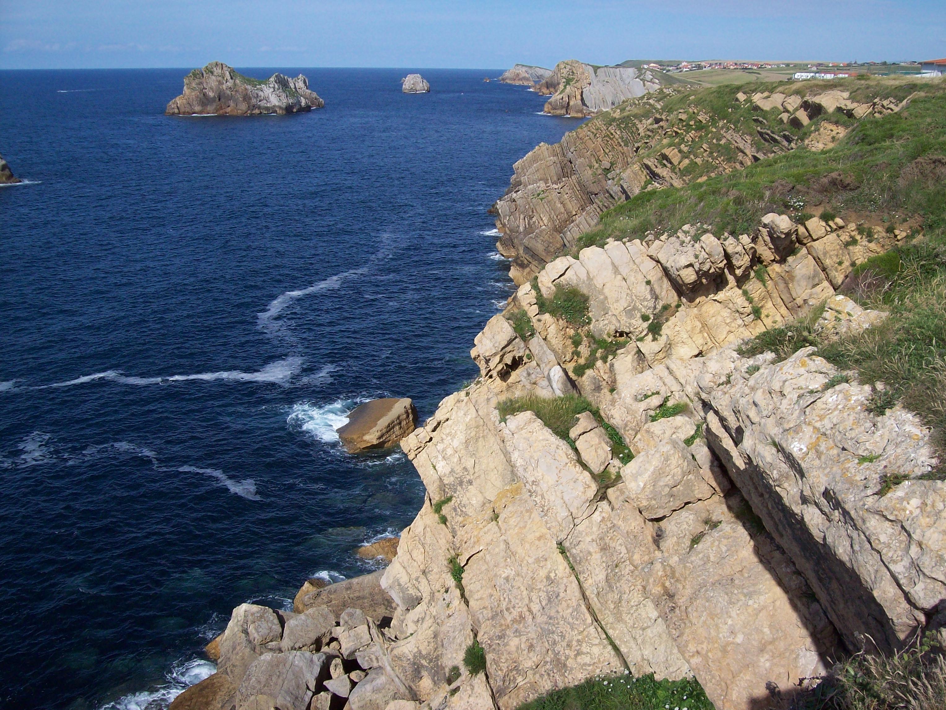 Foto playa Somocuevas. Somocuevas