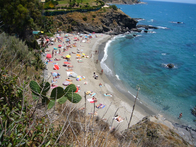 Foto playa Las Viborillas. Playa Nudista Torrequebrada