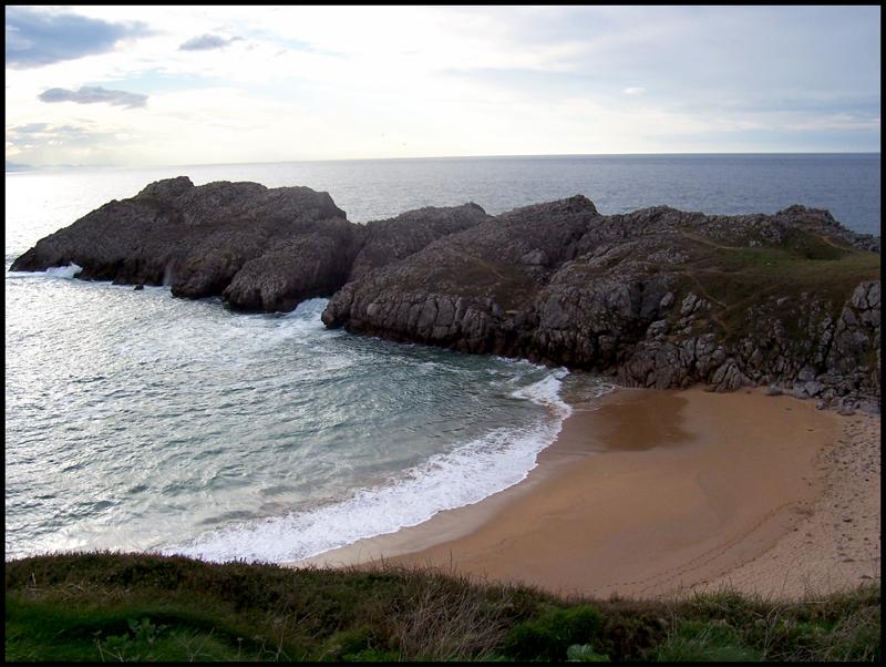 Foto playa Hondarribia. somocuevas2