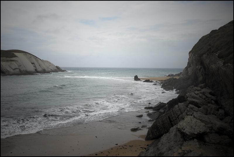 Foto playa Santiago. covachos