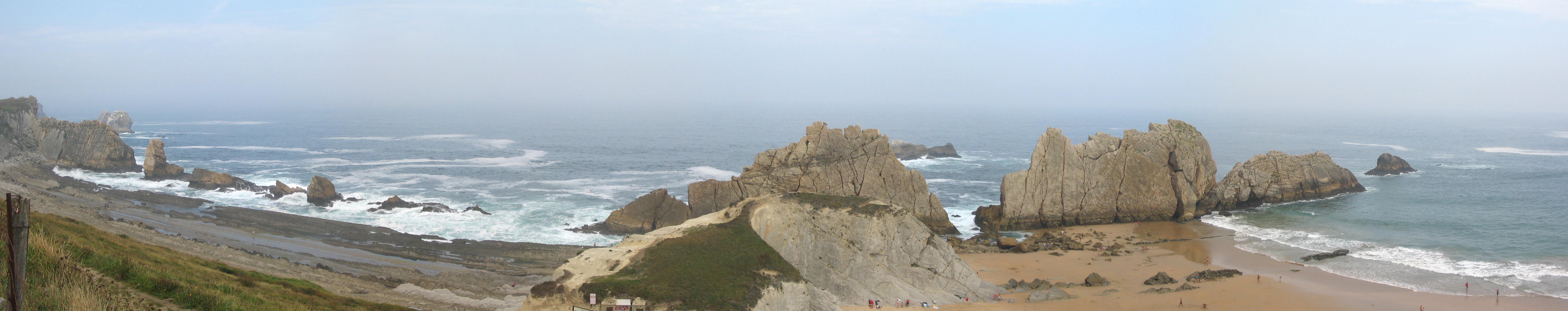 Foto playa Santiago. Santander - Playa de La Arnía
