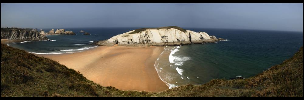 Foto playa Covachos. La Arnia y Covachos