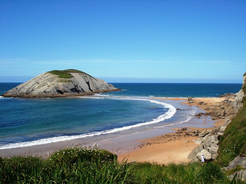 Foto playa Covachos. Playa de Covachos