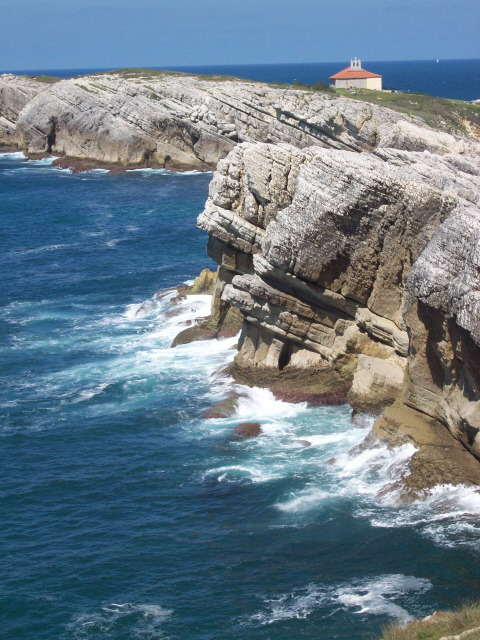 Foto playa San Juan de la Canal. La Virgen del Mar