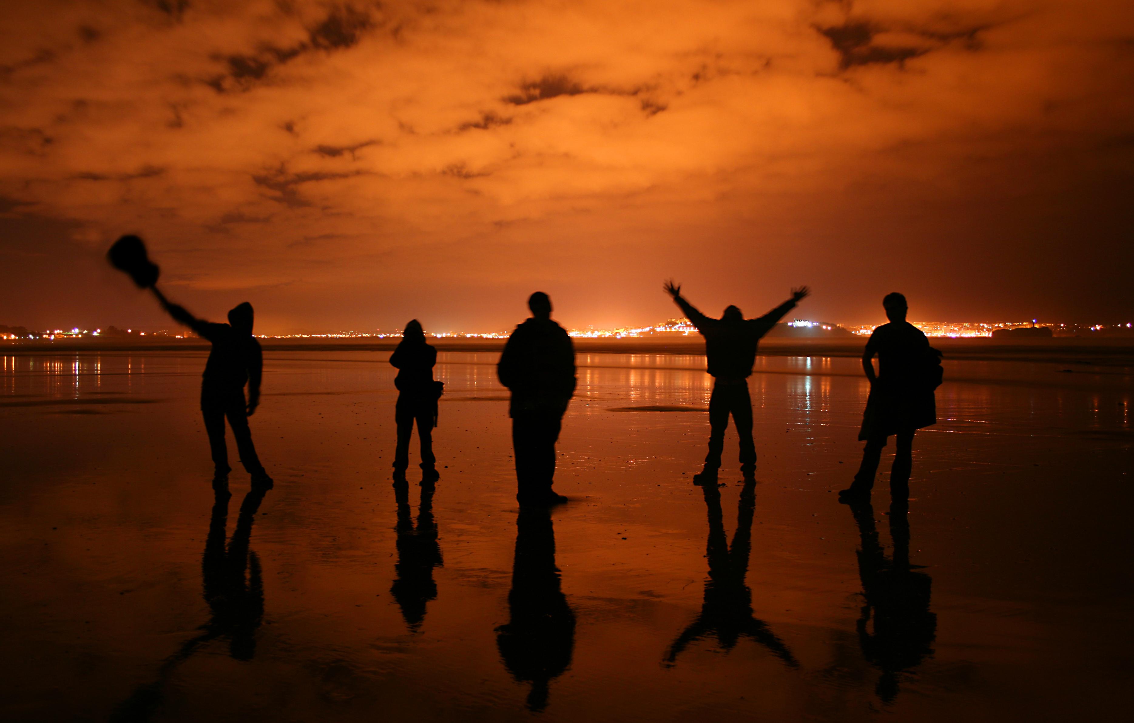 Foto playa Loredo. Playa de Loredo