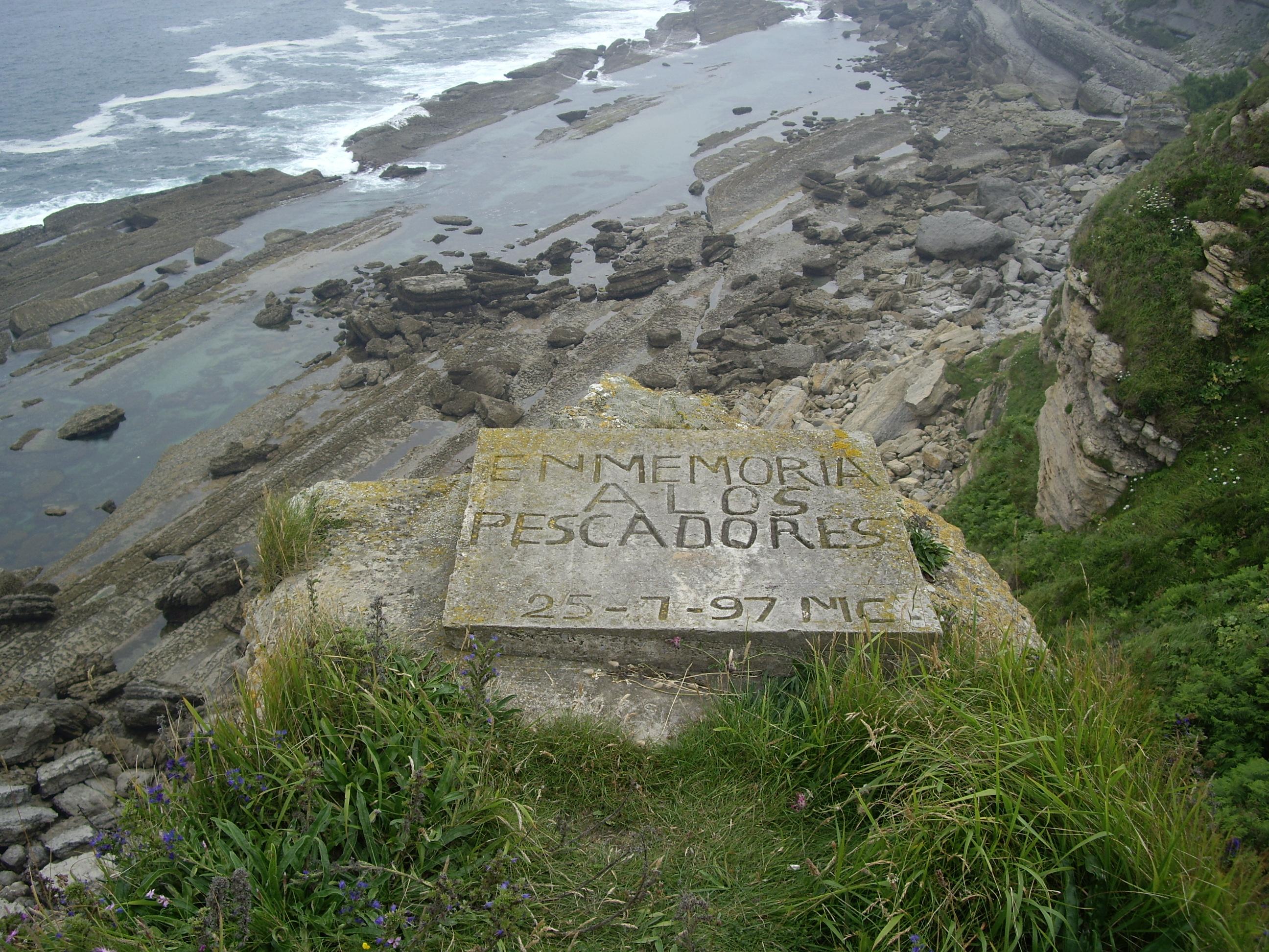 Foto playa Langre II. Homenaje (14-7-2007)