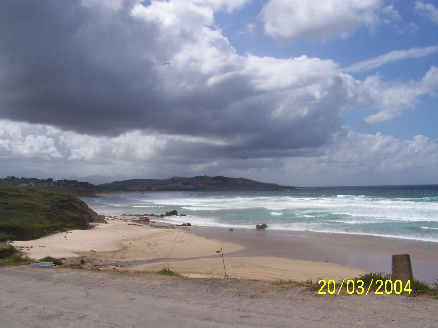 Foto playa Langre I. santander e dintorni