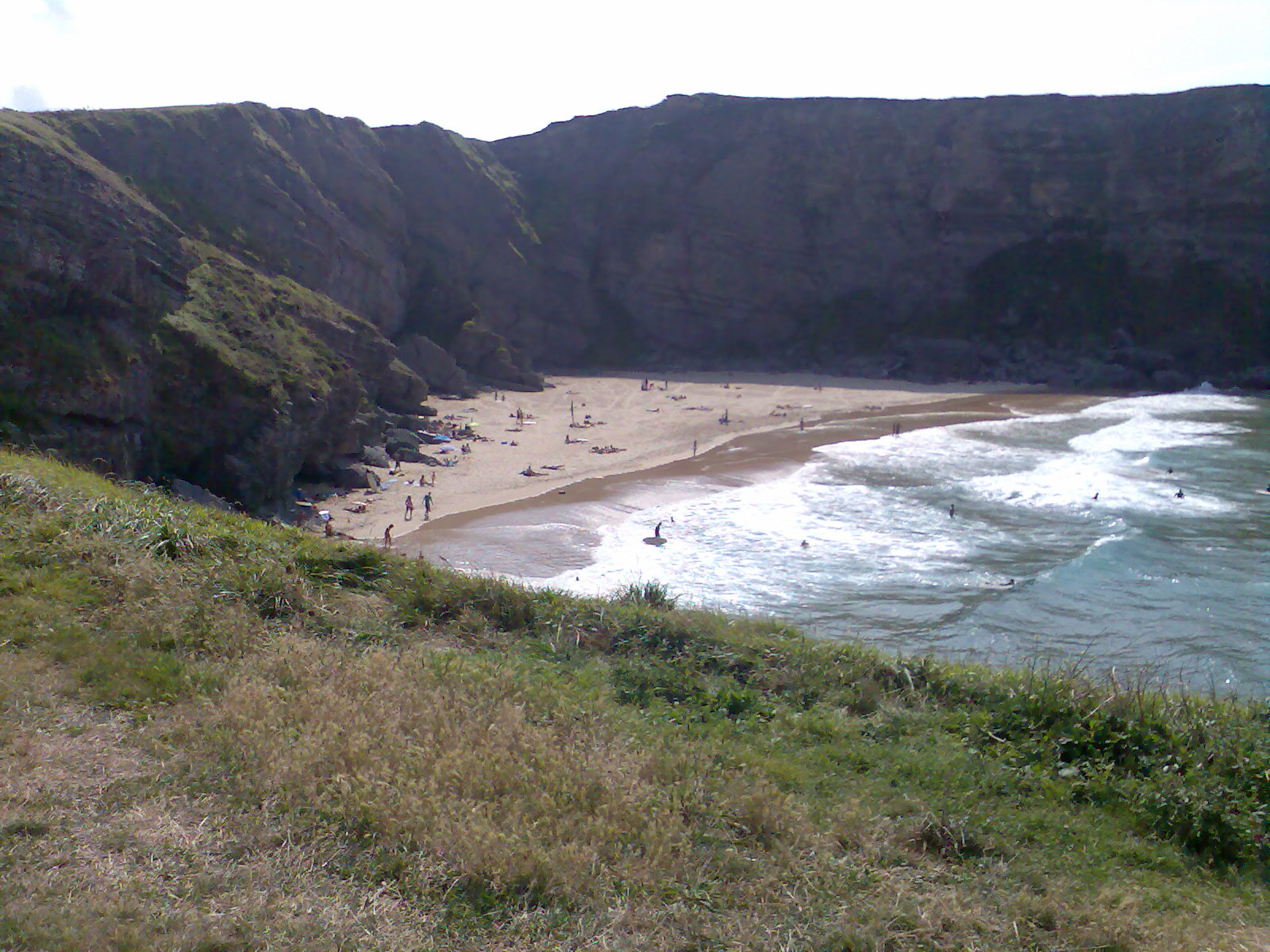 Foto playa Antuerta. cabo de ajo