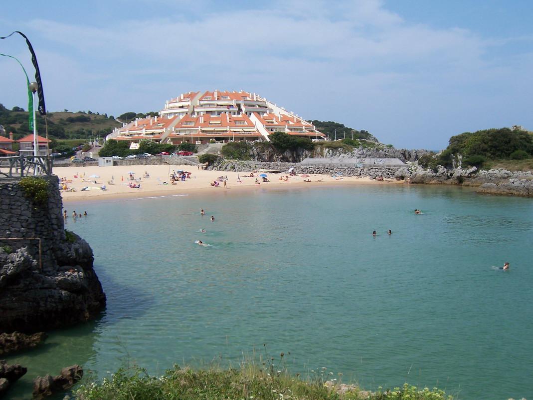 Foto playa Los Franceses / Arnadal. Isla
