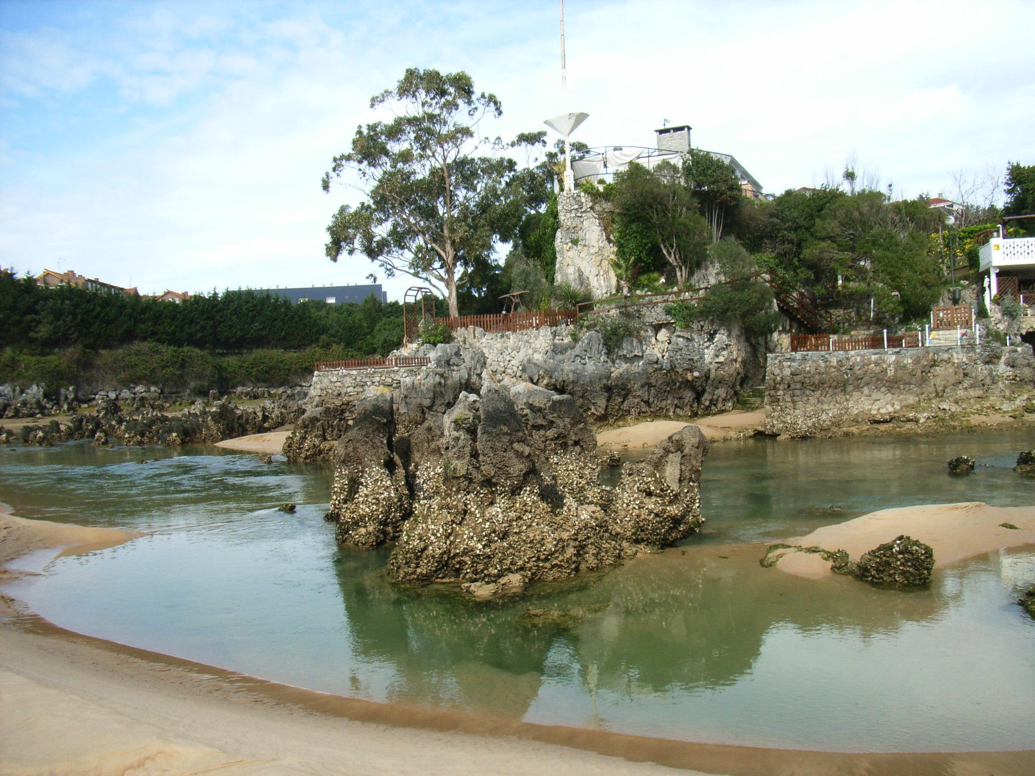 Foto playa Los Barcos. CANTABRIA,ISLA, PLAYA DE JOYEL
