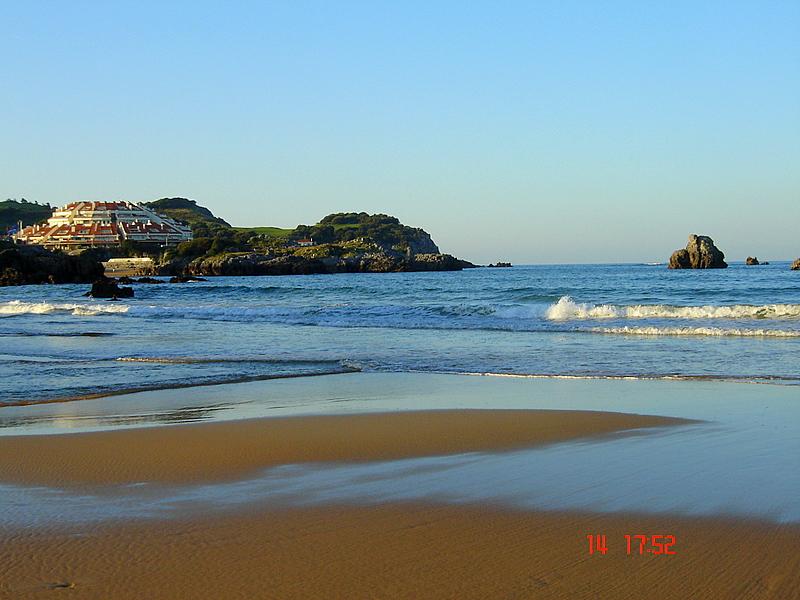 Foto playa Los Barcos. NOJA-ISLA