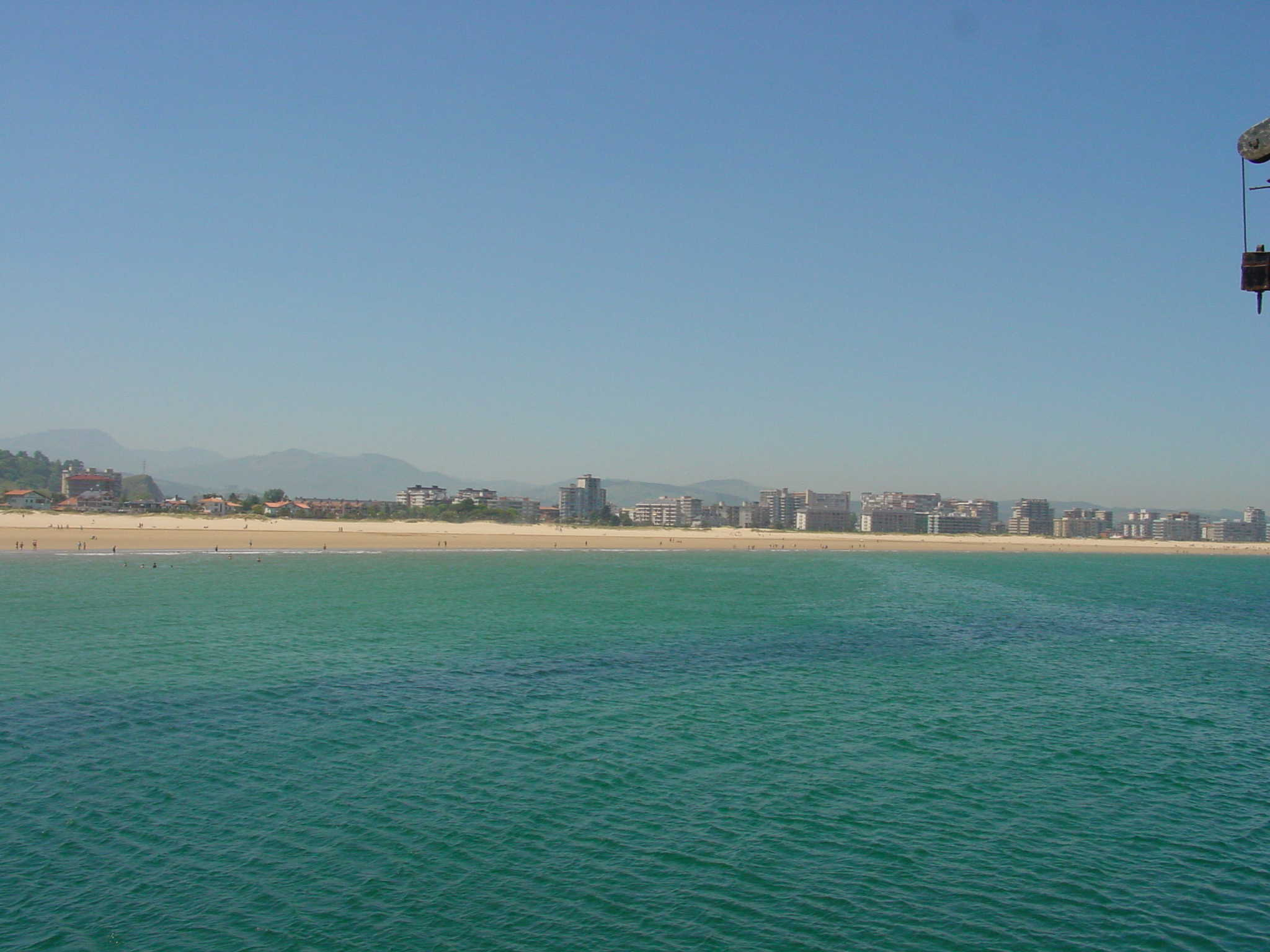 Foto playa Aila. Playa de Laredo  - 05