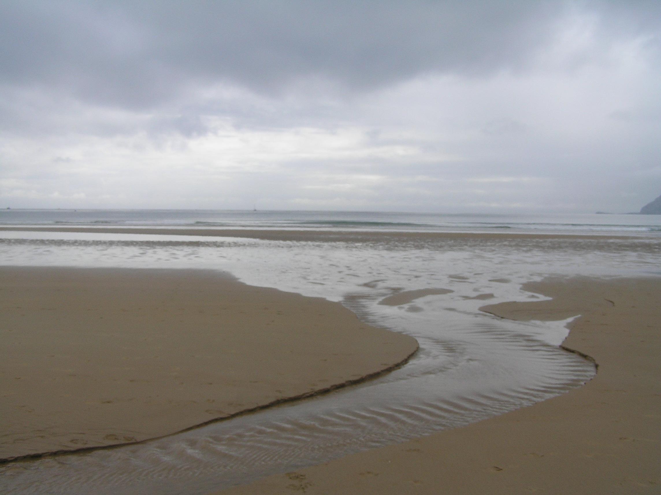 Foto playa Regatón. Playa de Laredo