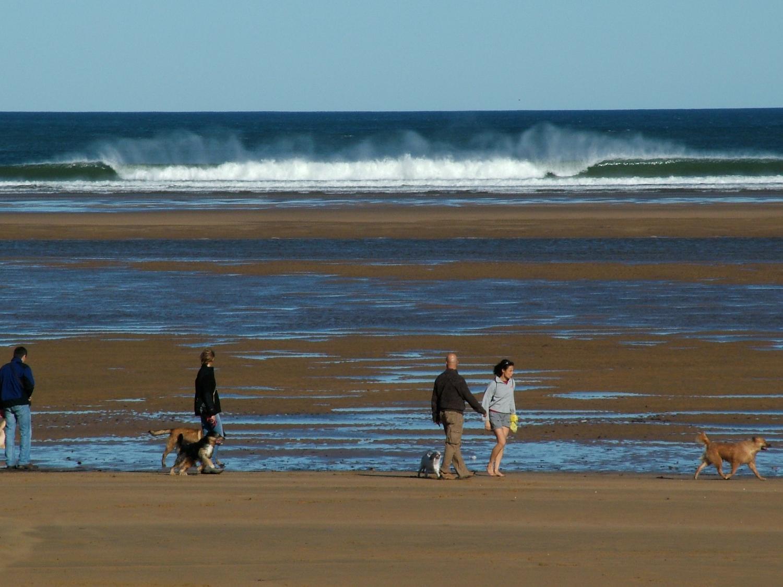 Foto playa Oriñón. Mareas vivas (Oriñon)