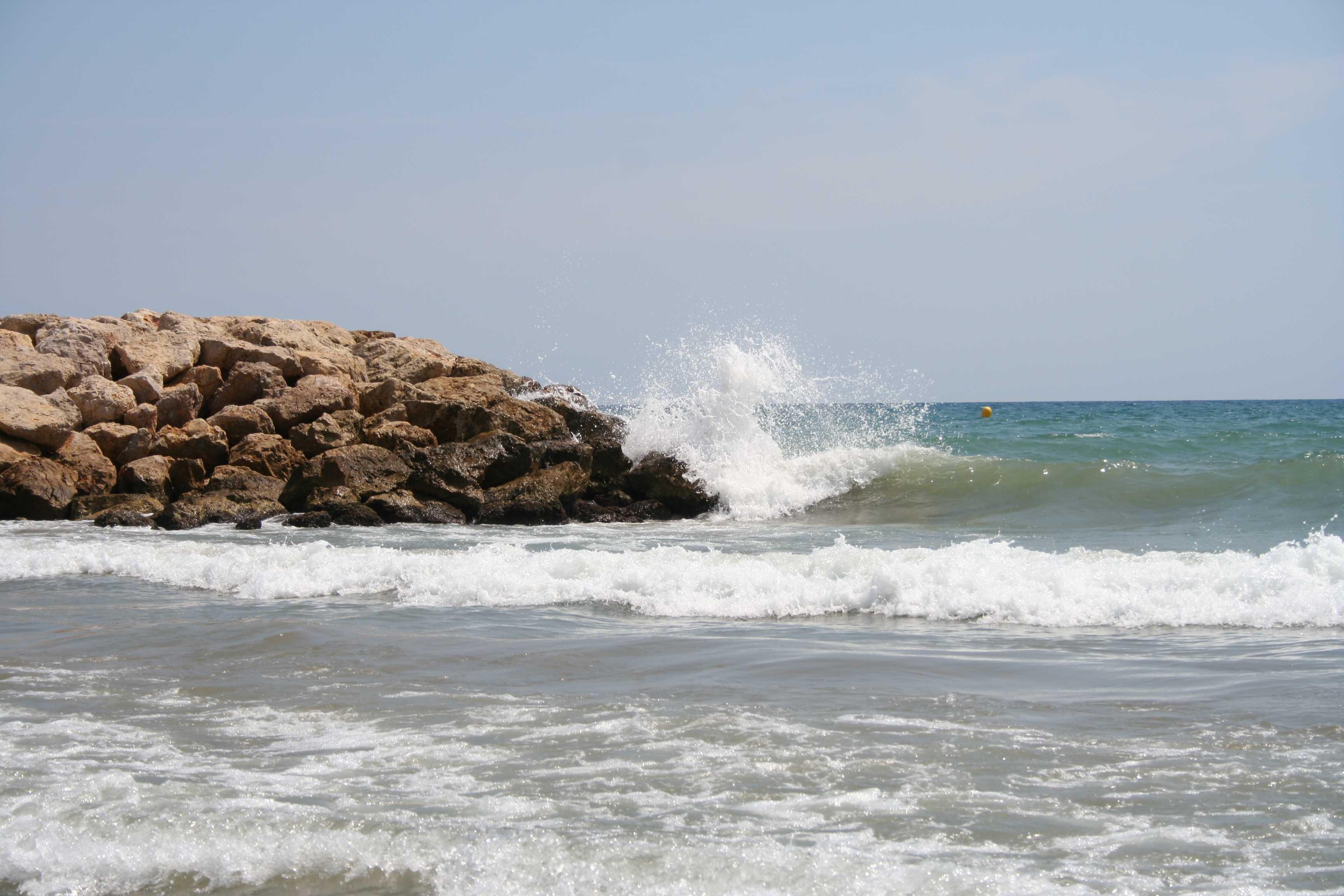 Playa Cunit Llevant / Cunit Ponent