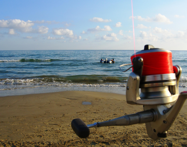 Foto playa Sant Salvador. Calando