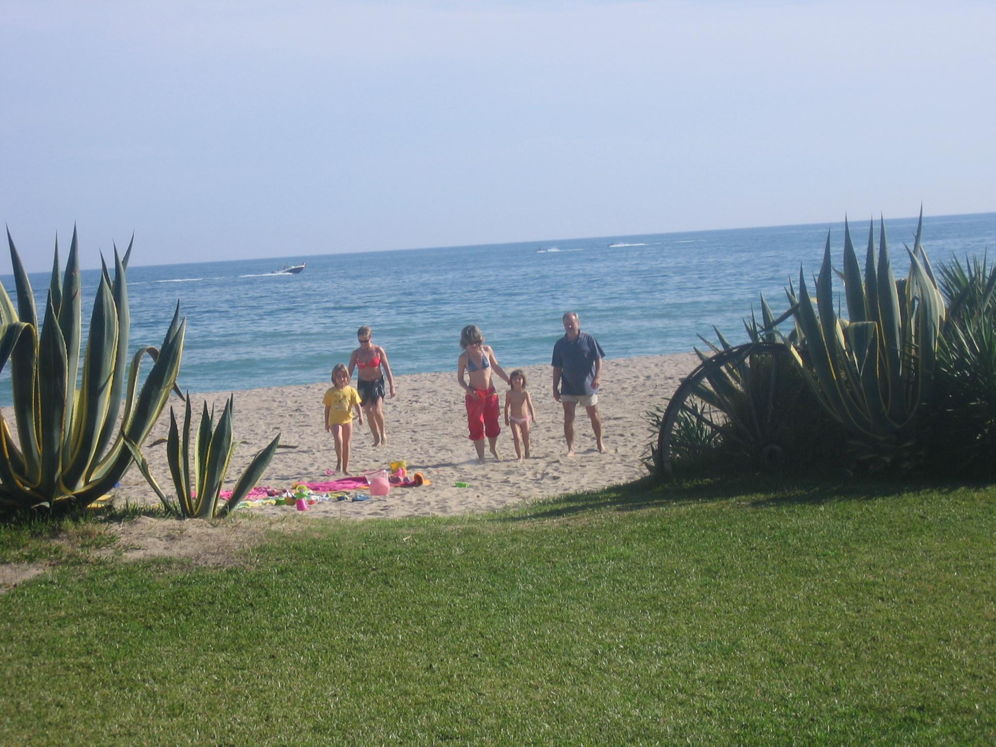 Foto playa El Francàs / Costa Daurada.