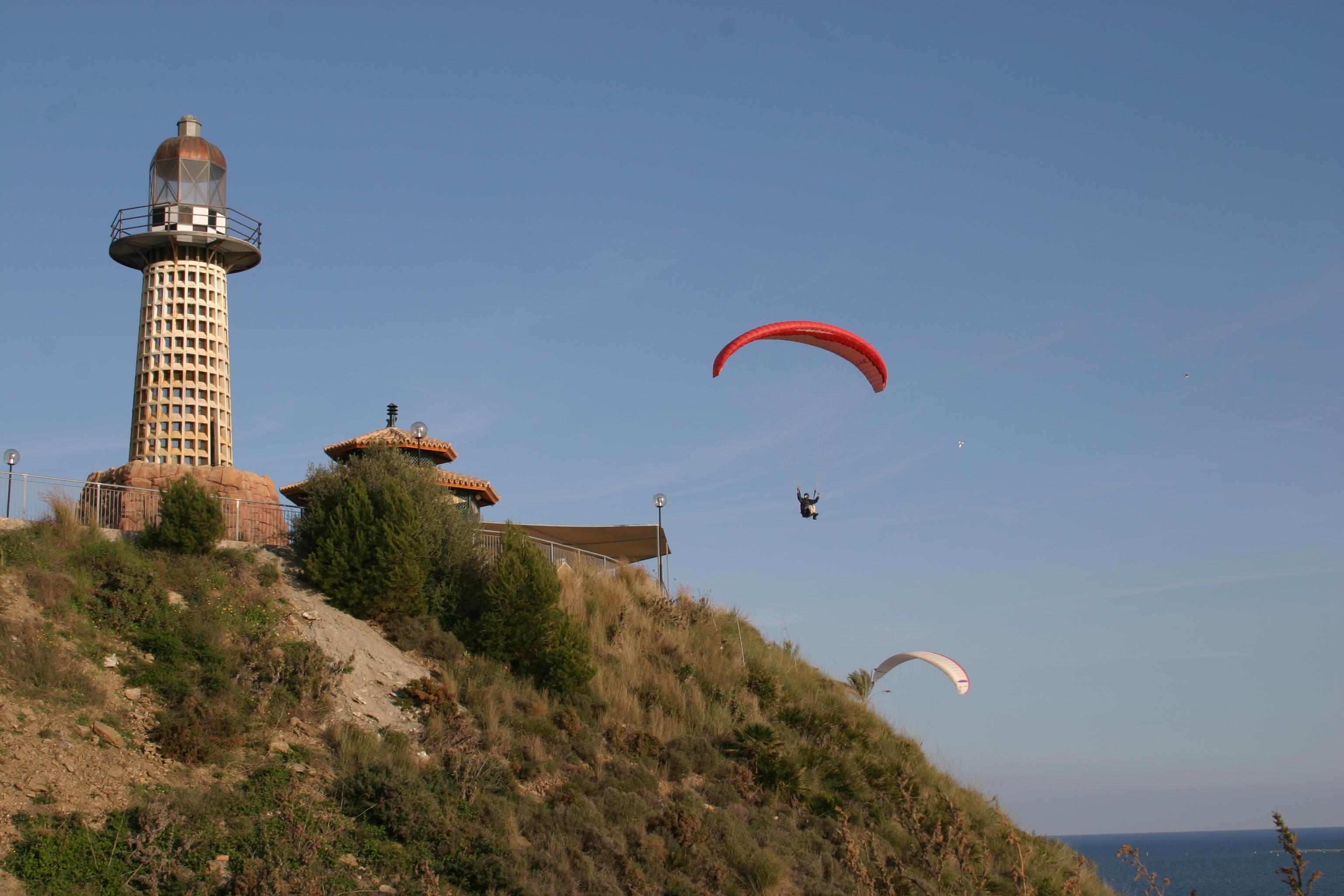Foto playa La Morera.