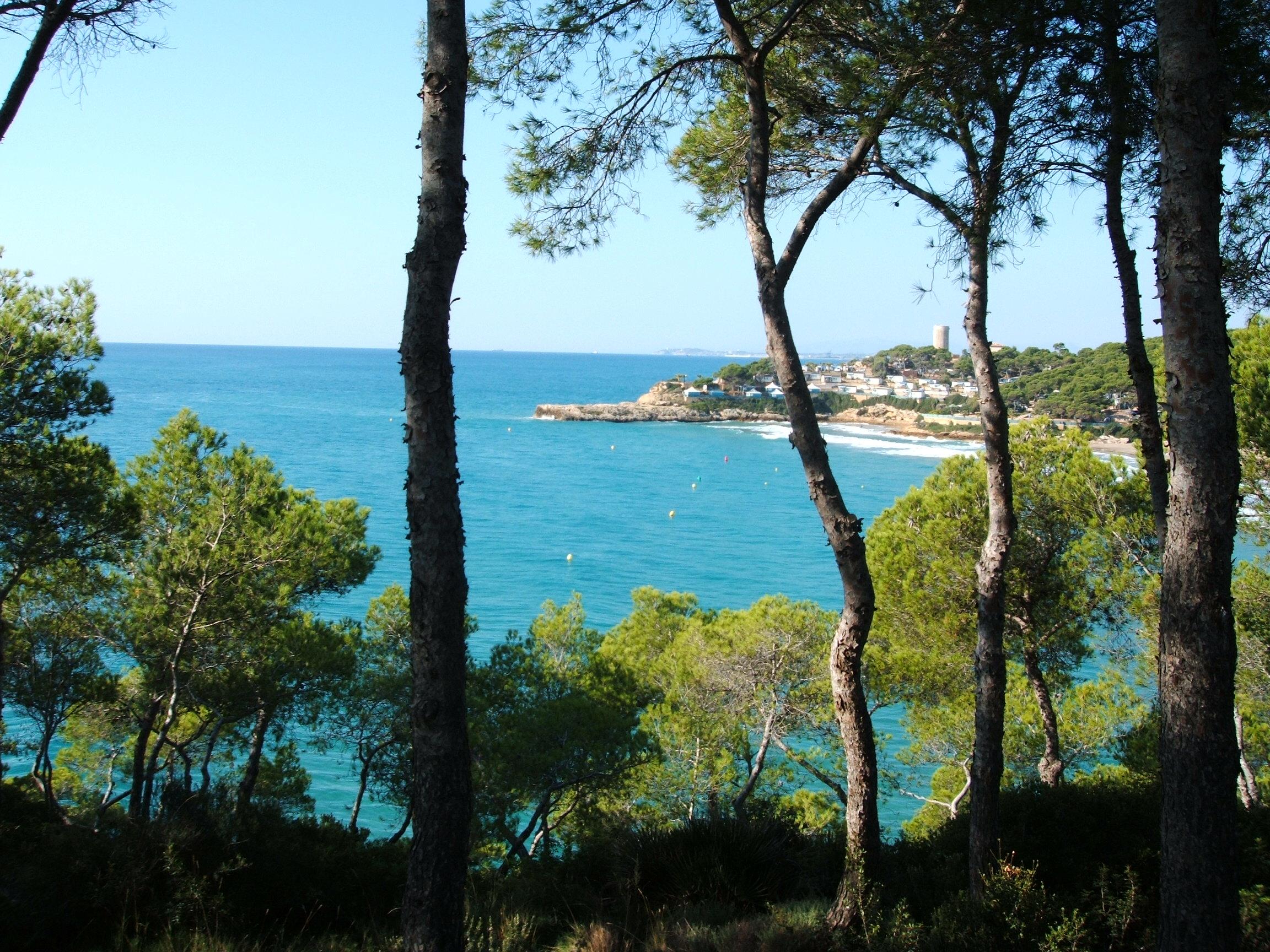 Foto playa Cala Jovera. La Mòra