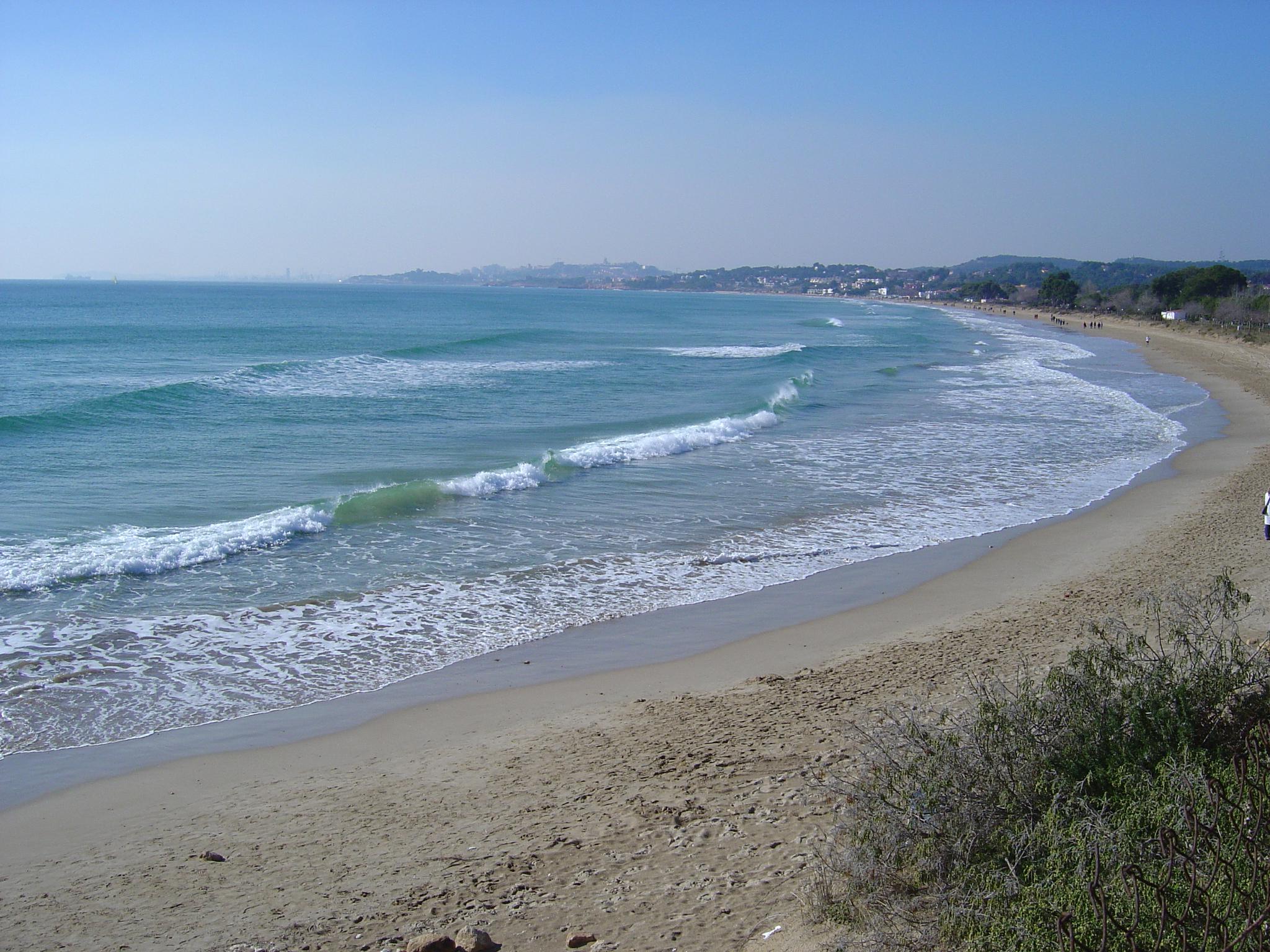 Playa La Llarga / La Larga