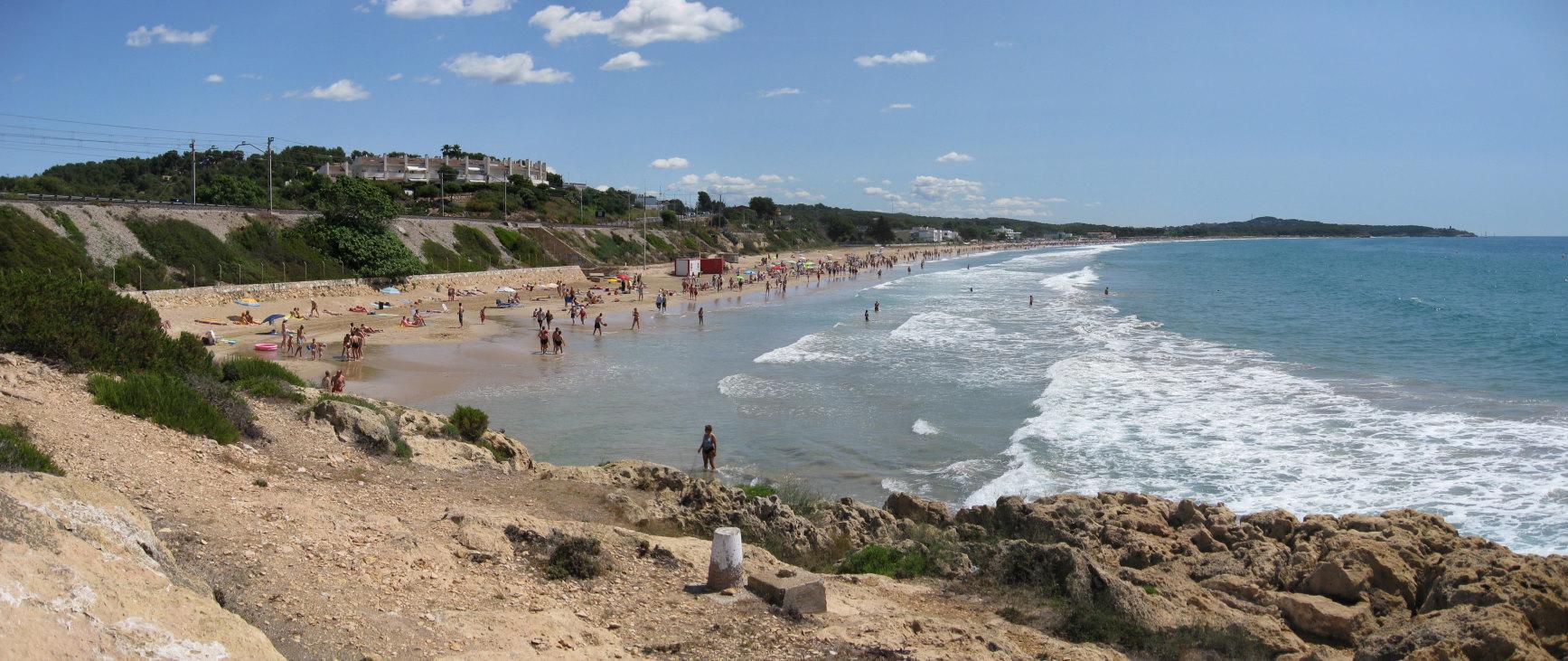 Playa Els Capellans / Los Capellanes