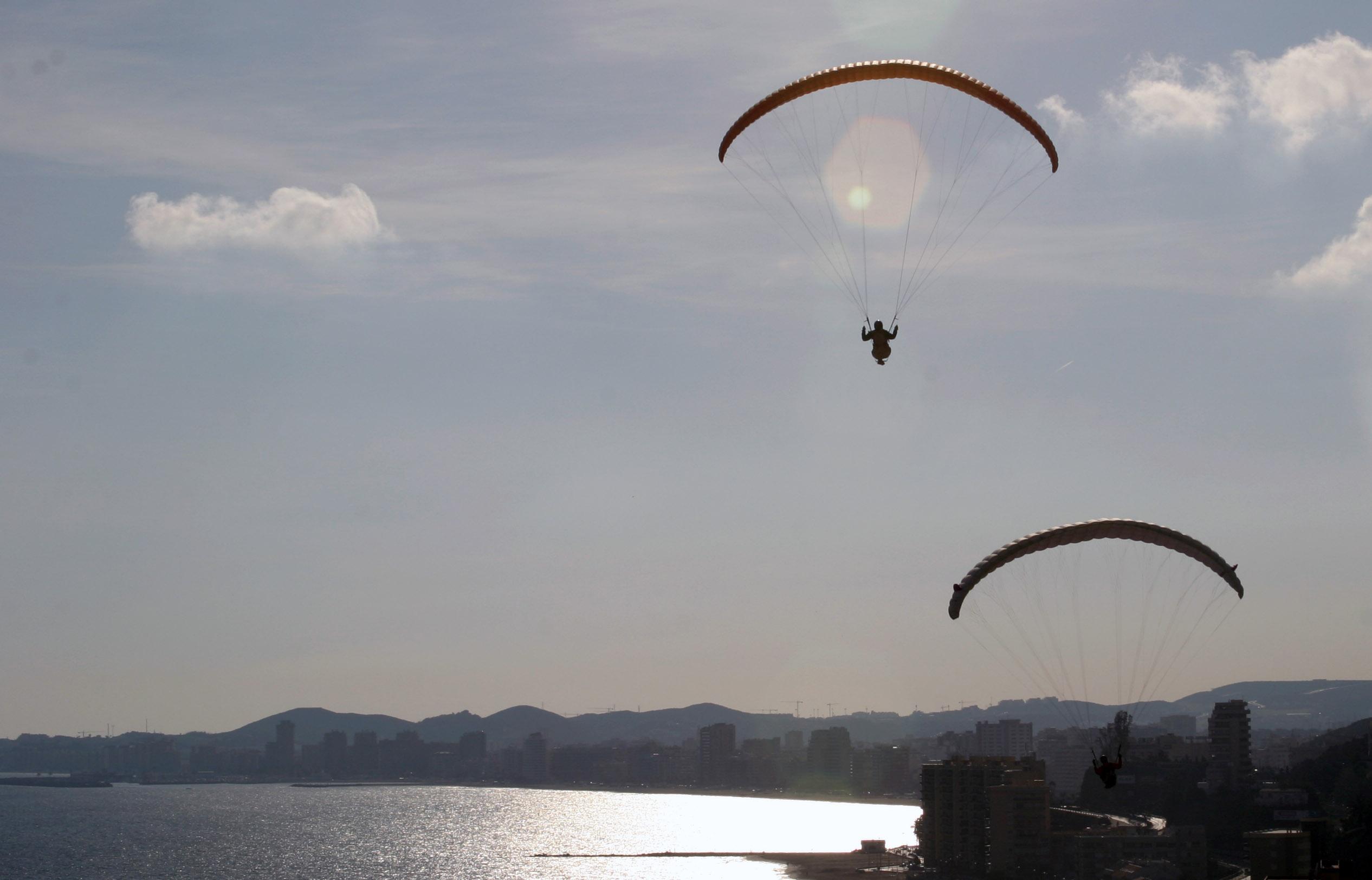 Foto playa Carvajal.