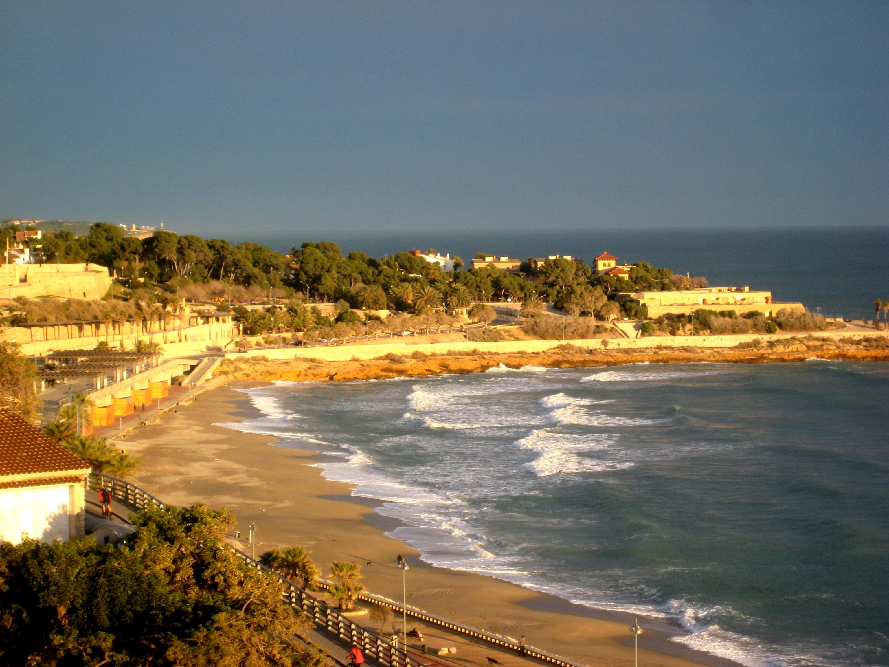 Playa El Milagro / El Miracle / Comandancia