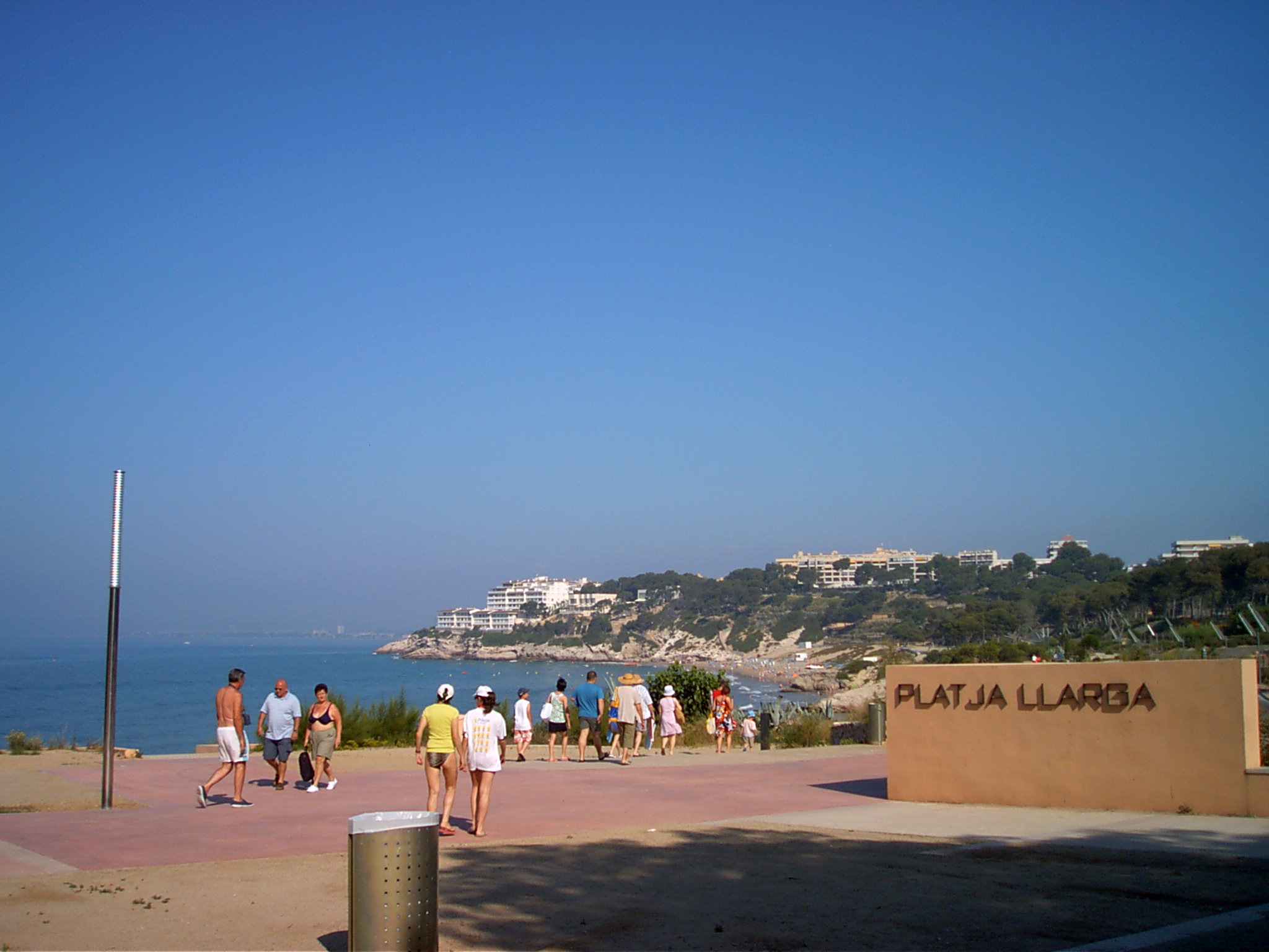 Foto playa Platja Llarga. Platja Llarga
