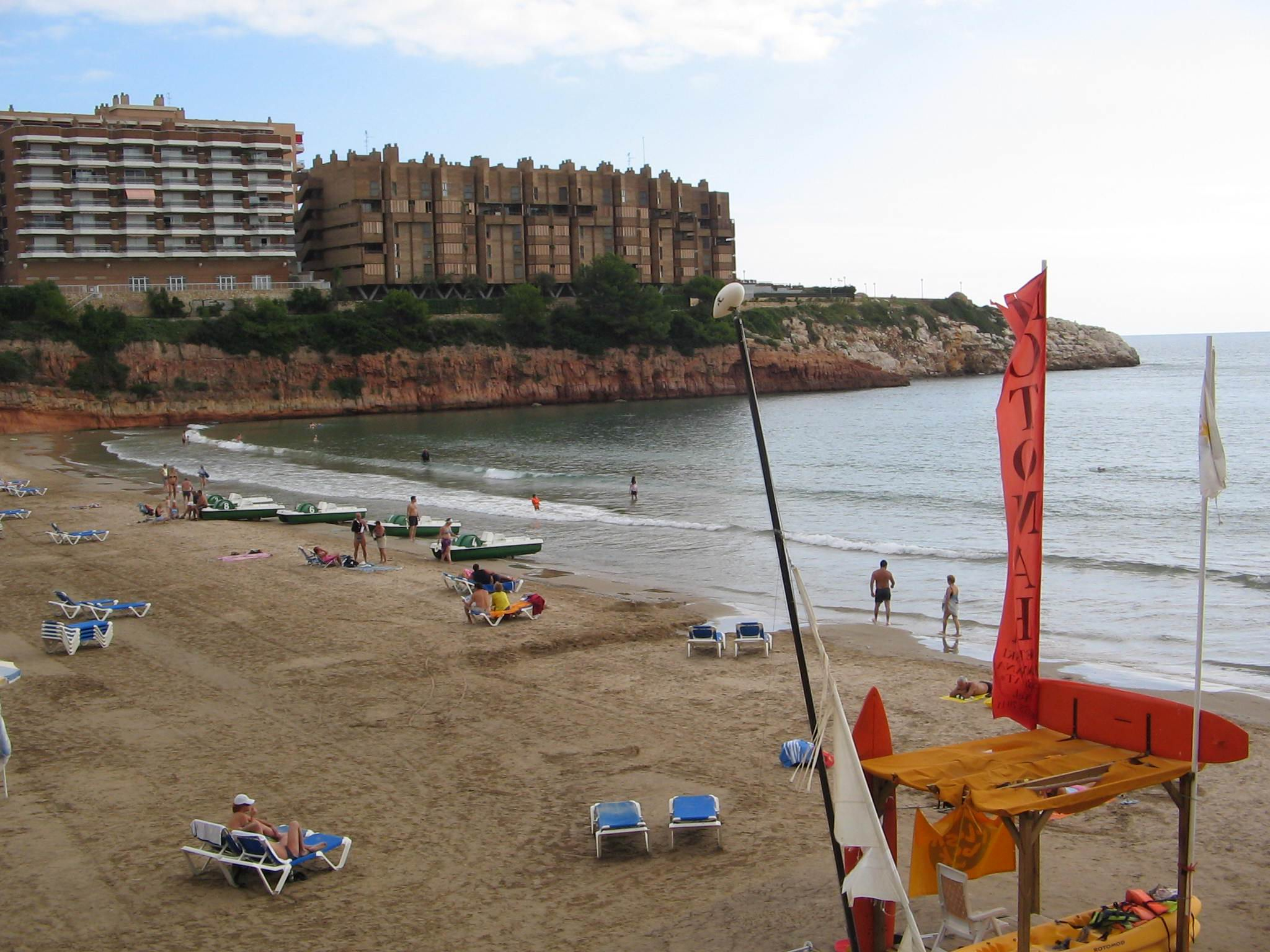 Playa Els Capellans