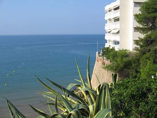 Foto playa Els Capellans. SALOU. CATALUNYA