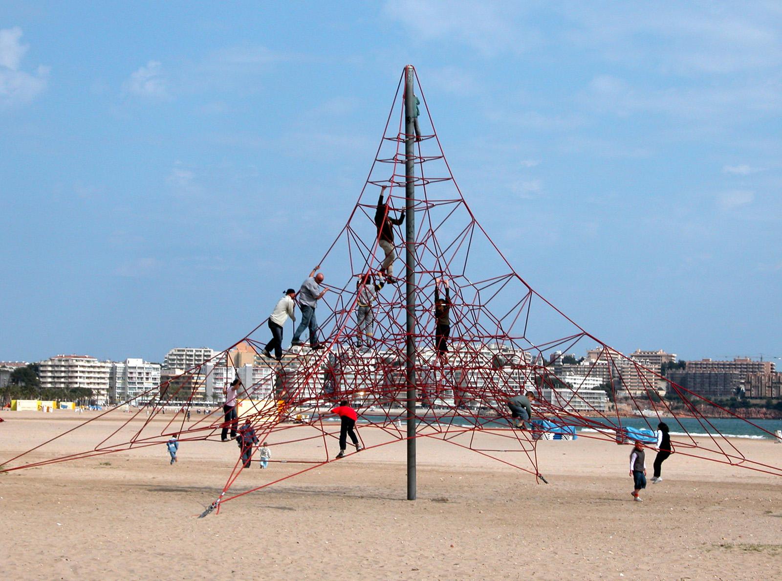 Foto playa Playa de Poniente. SALOU (Provincia de Tarragona). Playa de Salou.