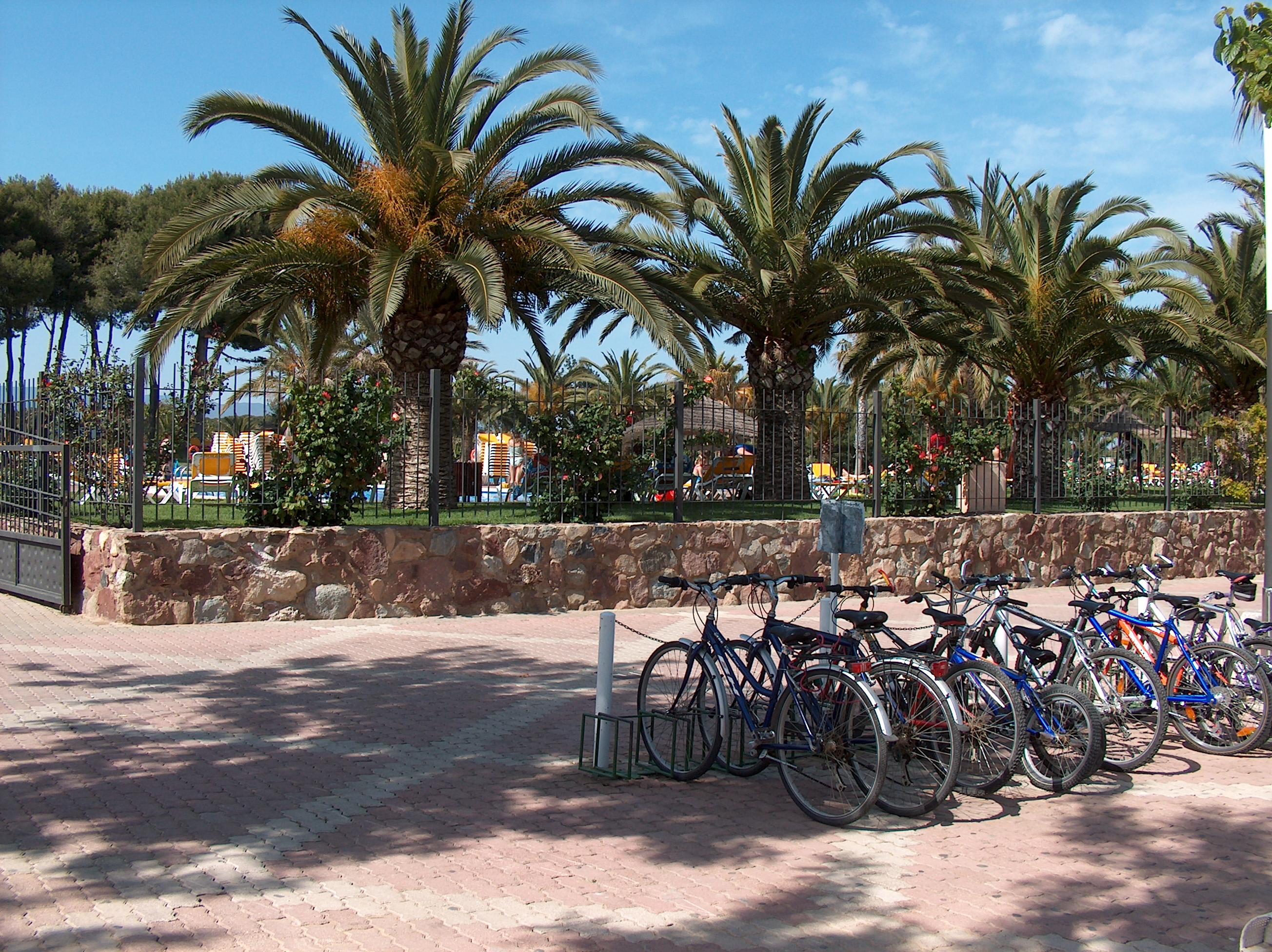 Foto playa Cap de Sant Pere. Camping SANGULI