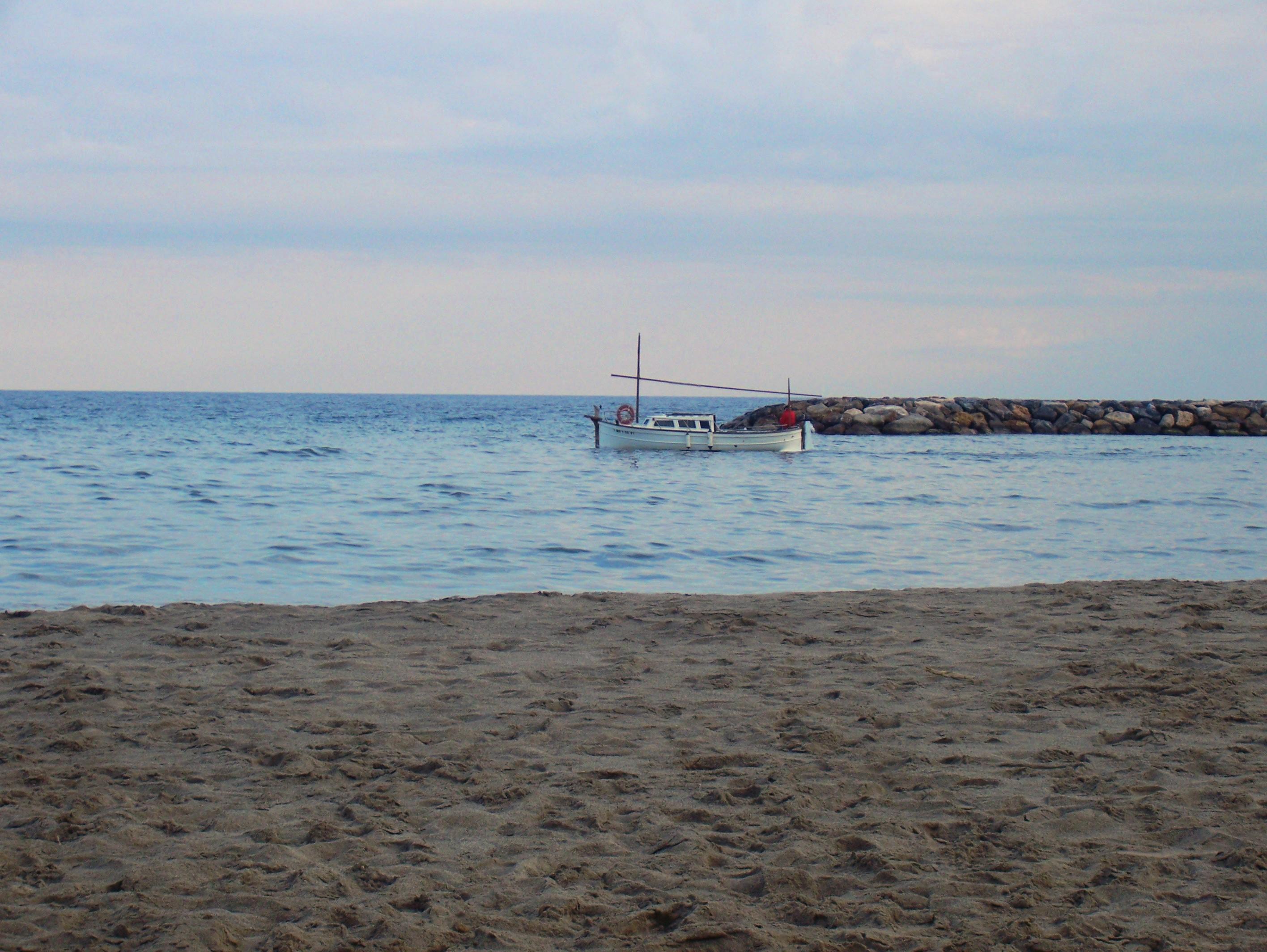 Foto playa Cap de Sant Pere. Cambrils